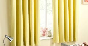 Yellow Bedroom Curtains Curtains Yellow Blackout Curtains Free Blackout Curtains For