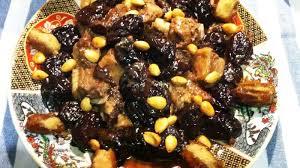 cuisine marocaine tajine agneau tajine d agneau aux pruneaux recette marocaine