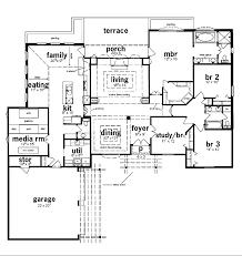 5 bedroom ranch house plans 5 bedroom ranch house plans photos and video wylielauderhouse com