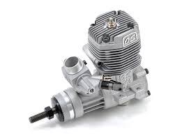 o s max 46axii abl airplane engine w muffler osmg0548