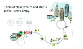 themes of wealth in the great gatsby the theme of class wealth and status in the great gatsby by