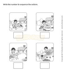 pattern and sequencing worksheet google 搜尋 picture sequence