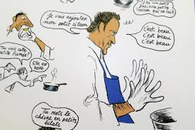 en cuisine avec alain passard and parfait read it bake it ten cookbooks i