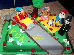and friends cake noddy and friends cake cakecentral