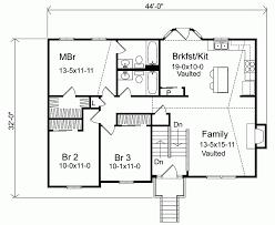 split ranch floor plans inspirational floor plans split level homes new home plans design