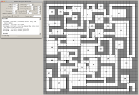 dungeons and digressions buck u0027s random dungeon generator
