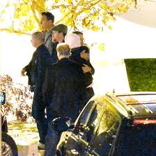 paul walker porsche crash fast u0026 furious u0027 cast members hold memorial at paul walker u0027s crash
