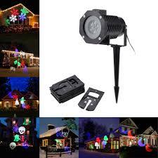 halloween light projector lixada com