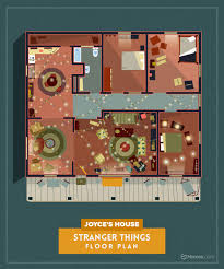 Home Design Tv Shows 2016 by Floor Plans Of Popular Tv Show Homes U2013 Strange Beaver