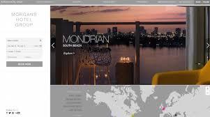 hotel website design 30 creative hotel website designs for inspiration egrappler