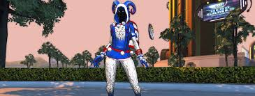 Krampus Costume Krampus Loxbox Champions Online