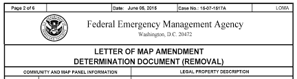 Fema Map Store Fema Loma Approval How Long Does It Take
