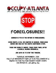 Foreclosure Home In Atlanta Ga Reclaiming The Commons U0026 Beyond Troy Davis Park U0026 Fannie Freddie