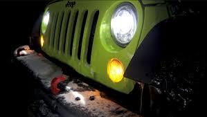 headlights jeep wrangler vs are the 2017 jeep wrangler s led headlights really