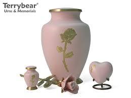 keepsake urns 9 best pink cremation urns images on cremation urns