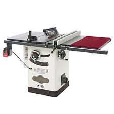 jet cabinet saw review shop fox w1824 hybrid table saw review tool nerds