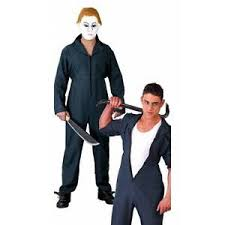 michael myers jumpsuit killer mad mechanic boilersuit michael myers jumpsuit