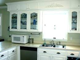 kitchen soffit ideas kitchen soffit ideas glass cabinets in cabinet