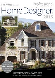 Chief Architect Home Designer Suite 2015