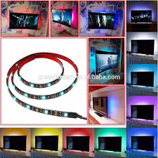 rgb led strip lighting led tv backlight kit usb multi color rgb home theater background