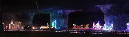 louisville mega cavern christmas lights lights under louisville travelingmom