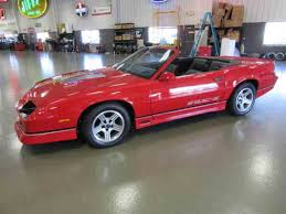 1988 chevrolet camaro iroc z 1988 chevrolet camaro for sale on classiccars com 9 available