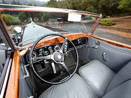 Phaeton Interior Interior Cadillac V16 452 B All Weather Phaeton By Fisher 32 16