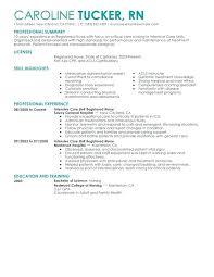 resume template for nurses resume resume template nursing new grad registered sle of