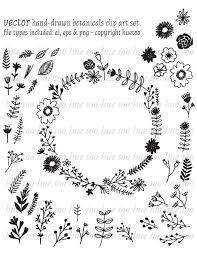 Flower Designs For Drawing Best 20 Hand Drawn Flowers Ideas On Pinterest Wall Drawing