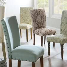 Upholstered Parsons Dining Room Chairs Furnitures Parsons Chairs Cheap Upholstered Dining Chairs For