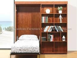 sliding bookcase murphy bed sliding bookcase murphy bed theunderdog me