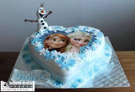 frozen birthday cake children and birthday cakes birthday cakes prague children