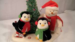 hallmark jingle pals merry trio rocking around the