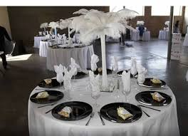 for sale 12 white ostrich feather centerpieces dallas texas
