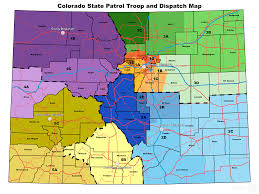 State Map Of Colorado by State Of Colorado Dtrs The Radioreference Wiki