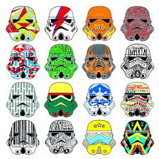 Disney World Souvenirs Here Is A Look At The Star Wars Stormtrooper Mystery Pins The New