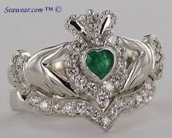 claddagh wedding ring set claddagh wedding ring set sheriffjimonline