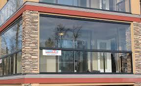 balconey balcony glazing