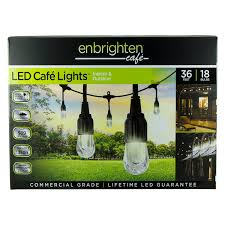Outdoor Cafe Lighting by Cafe Lights Cafe Bistro Lights Check Out Some Of Our Bistro