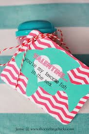 fish valentines you re my favorite fish in the sea the crafting