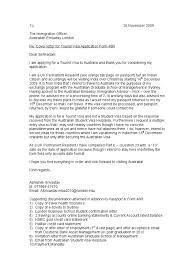 best ideas of sample cover letter for permanent residence