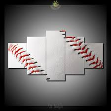 Baseball Home Decor Compare Prices On Baseball Painting Online Shopping Buy Low Price
