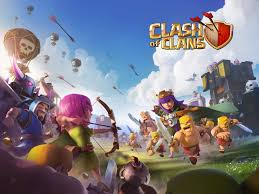 wallpaper coc keren for android clash of clans 2017 hd games 4k wallpapers images backgrounds