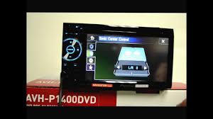 pioneer avh p1400dvd reviewed in detail youtube