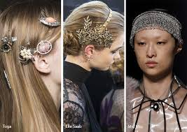 hair accessories hair fall winter 2017 2018 hair accessory trends glowsly