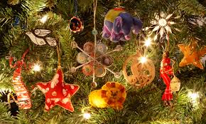 christmas ornaments 10 ways to theme your tree