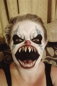Creepiest Halloween Costumes 20 Creepiest Halloween Makeup Ideas Bored Panda