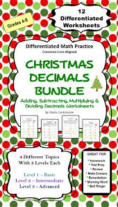 Multiplication With Decimals Worksheets The 25 Best Decimals Worksheets Ideas On Pinterest Math