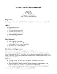 Sample Resume Entry Level Accounting Position resume objective summary examples