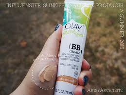 Olay Bb sunkissed voxbox review olay fresh effects bb
